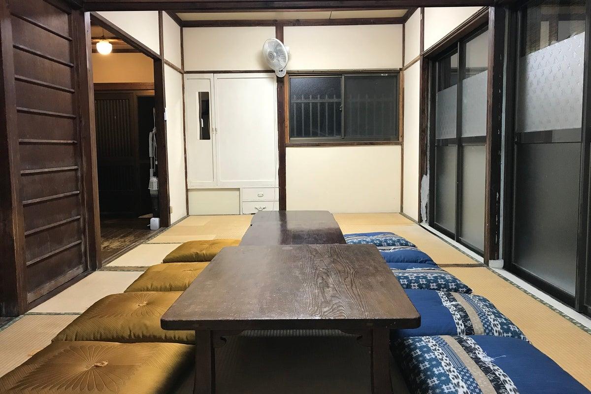 【横須賀】山の上の広い庭付き古民家 BATCH(バッチ) の写真