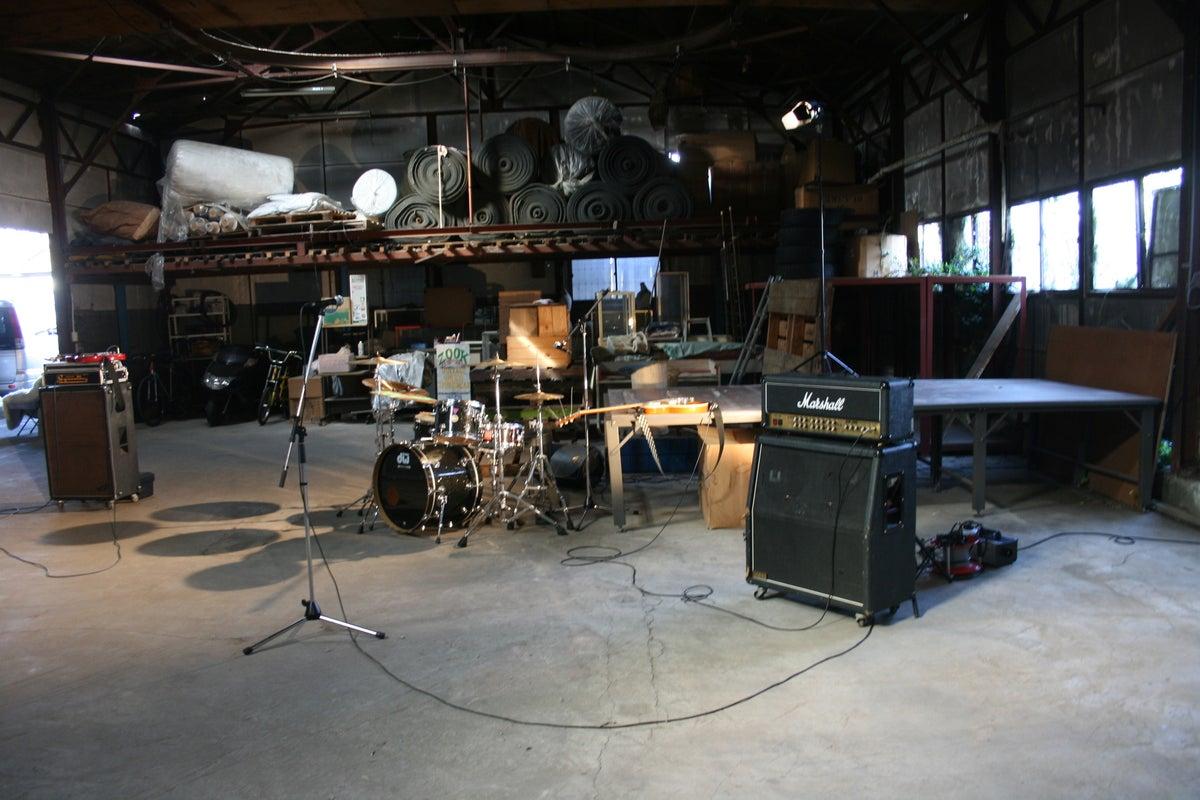 【大阪・泉州】繊維工場跡倉庫・レンタルスペース の写真