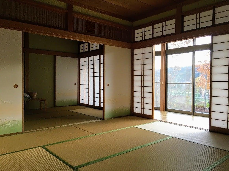 【東京・青梅・石神前】落ちついた和室と雑木の庭 の写真