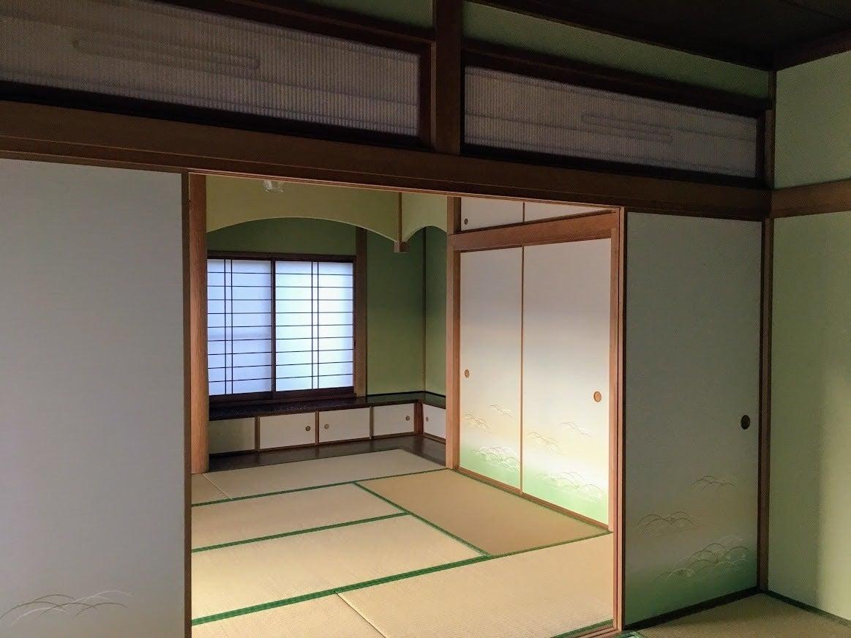【東京・青梅・石神前】落ちついた和室と雑木の庭 のサムネイル