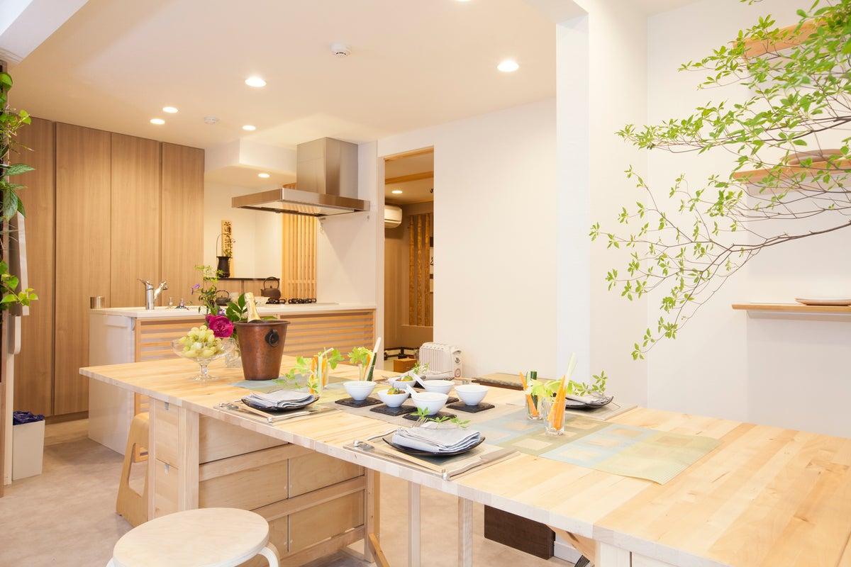【四谷】*本格茶室*キッチン*都会の真ん中ながら静かな隠れ家的ギャラリースタジオ☆ の写真