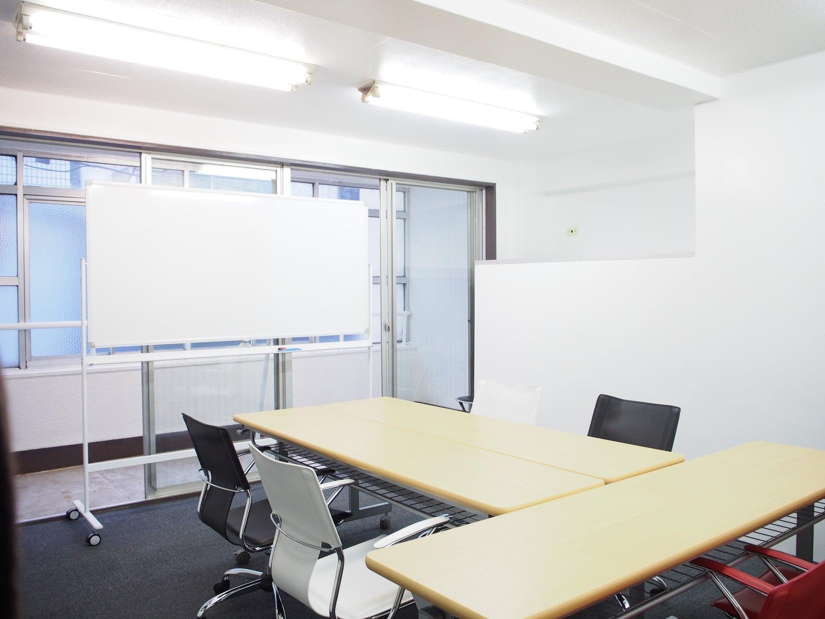 【西新宿駅 徒歩1分】レンタルスペース『Crave西新宿』 個室/最大12名/Wi-Fi の写真