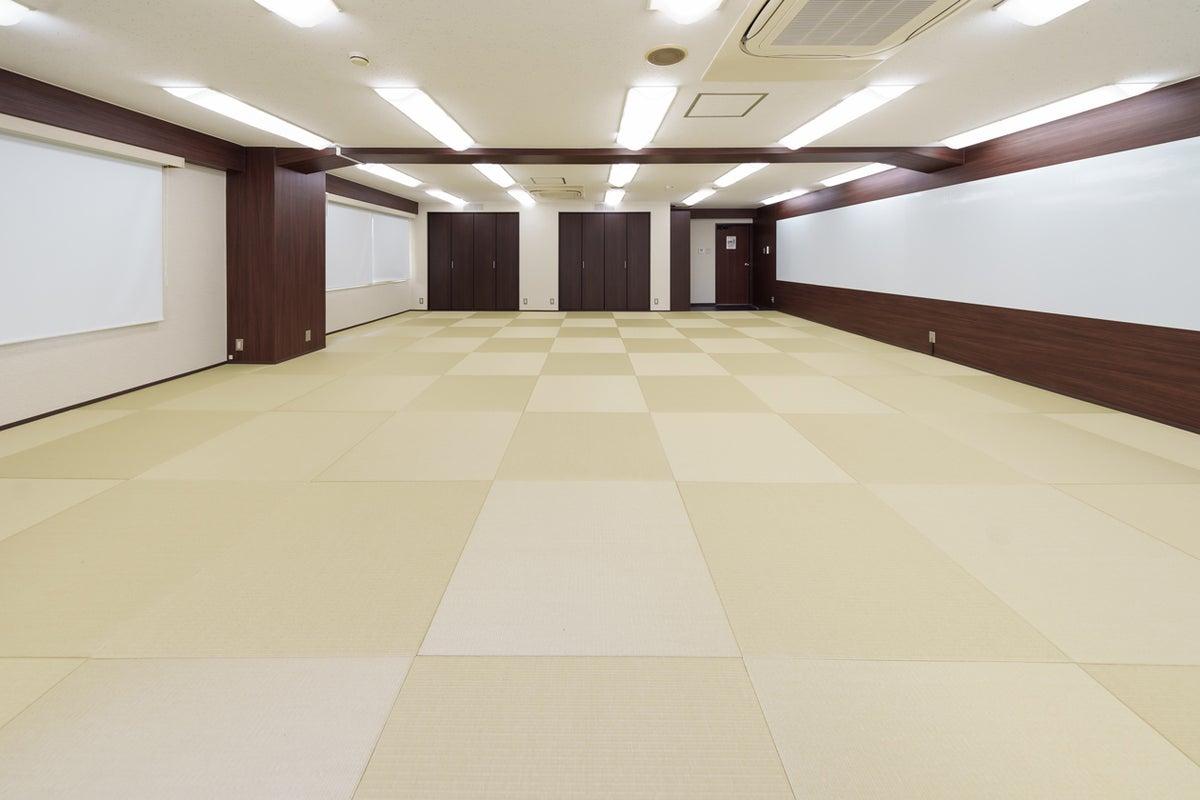 【新大阪駅前】和室スタイルor壁面ホワイトボードのアクティブラーニング選べるホテル会議室【315】 の写真