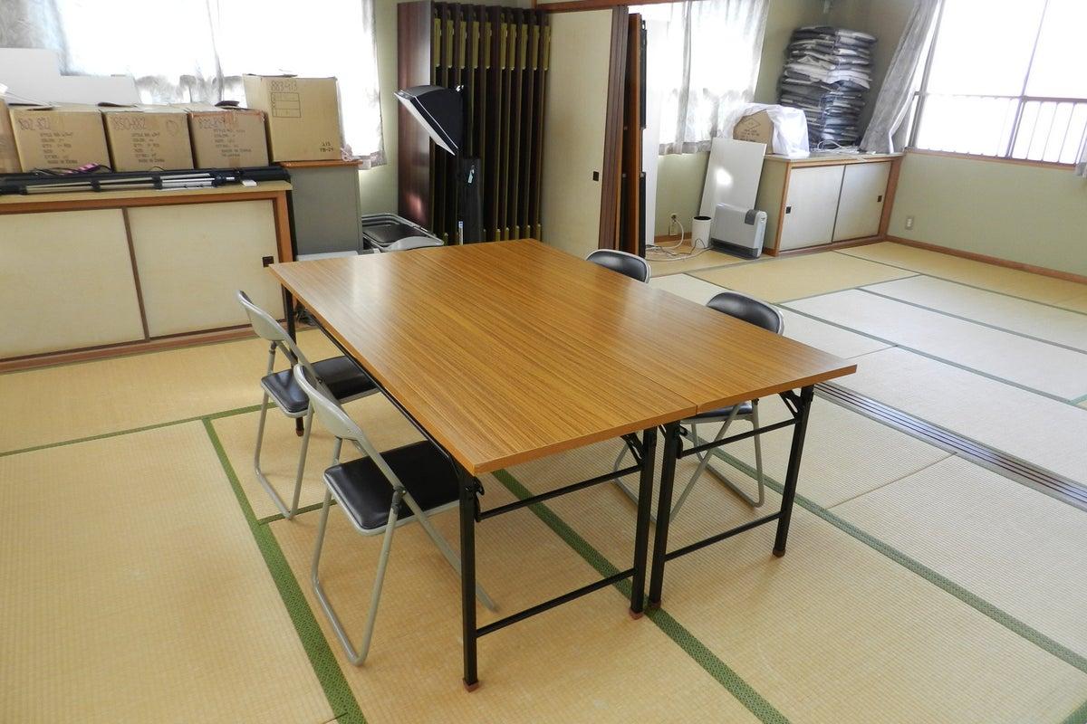 【駐車場あり】和室20畳!使い方は自由なレンタルスペース。ホームパーティやセミナー、ワークショップに最適 の写真