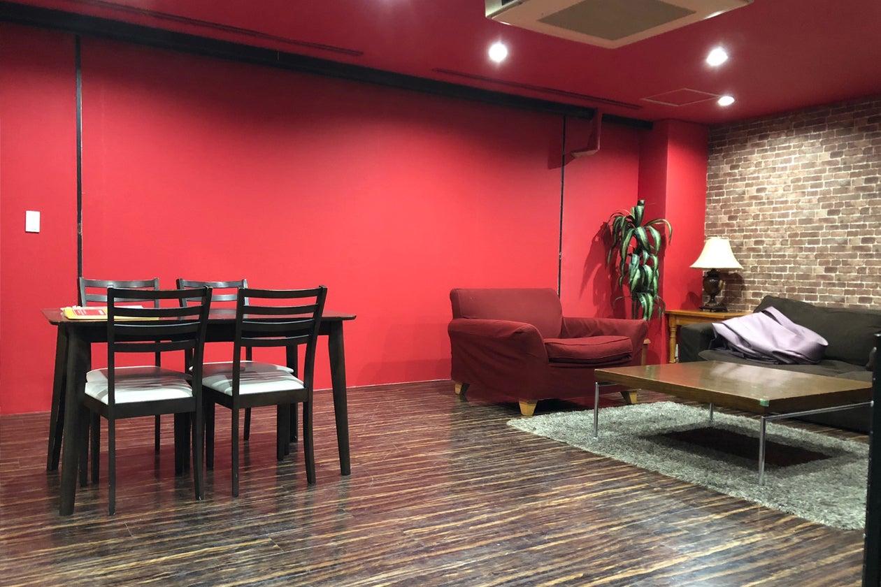 sora4階 RoomG シックなレンタルスペース 【北参道徒歩3分】(sora4階) の写真0