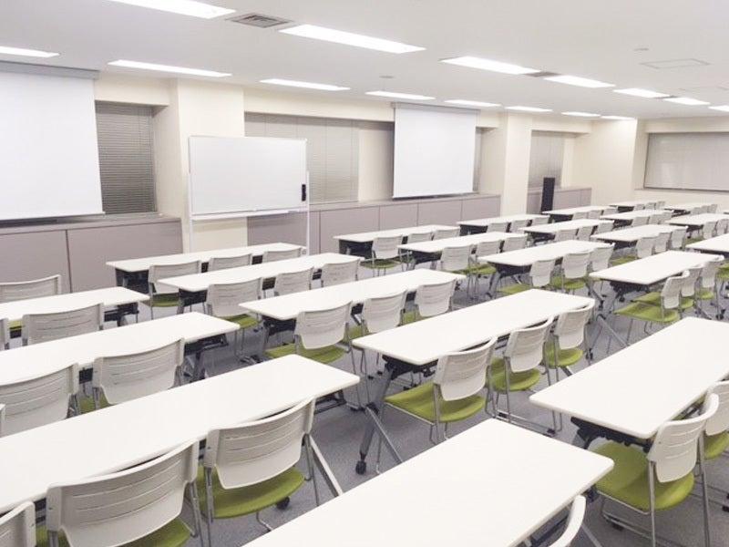 浜松町駅から徒歩3分!プロジェクターやWiFi完備。ケータリングにも対応した会議室(5F F)(ビジョンセンター浜松町) の写真0