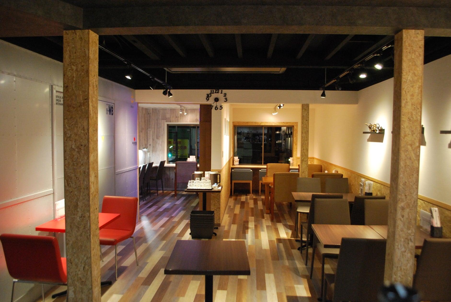 県庁近くのリノベーションカフェ(サイ賀屋マチカフェ29WITHフォレスト・ガン・プラ) の写真0