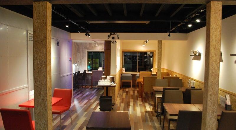 県庁近くのリノベーションカフェ