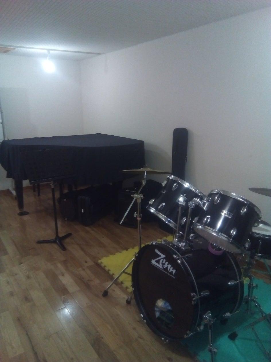 IE音楽スタジオ の写真