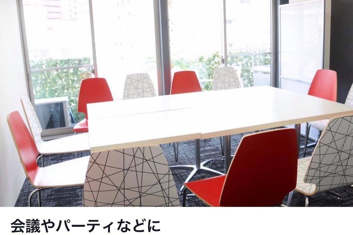 【中目黒駅 徒歩1分‼️】WiFi・モニターあり✨清潔、おしゃれで開放的な空間✨会議室・パーティ・イベント・セミナー の写真