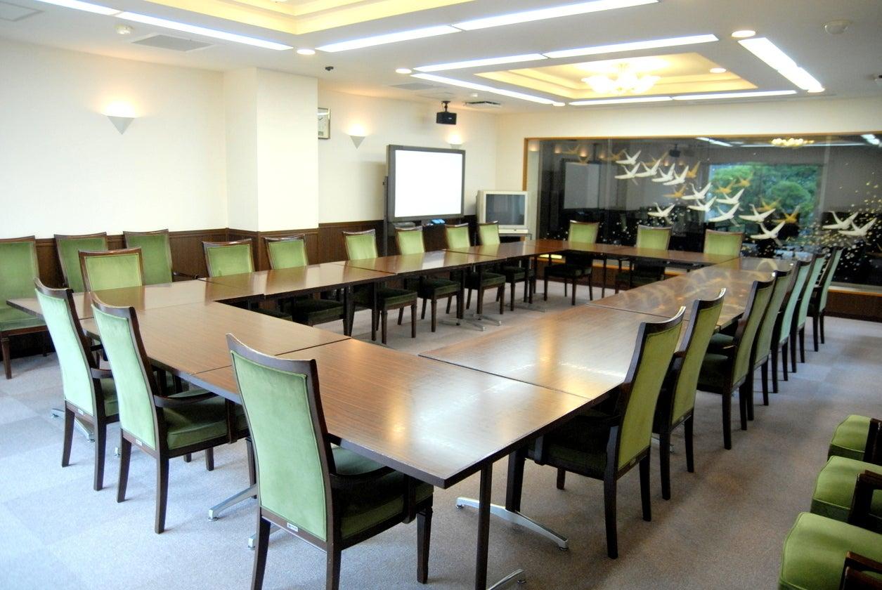 【赤坂】日本庭園付き!品格を漂わせる会議室/6階会議室(NATULUCK赤坂) の写真0
