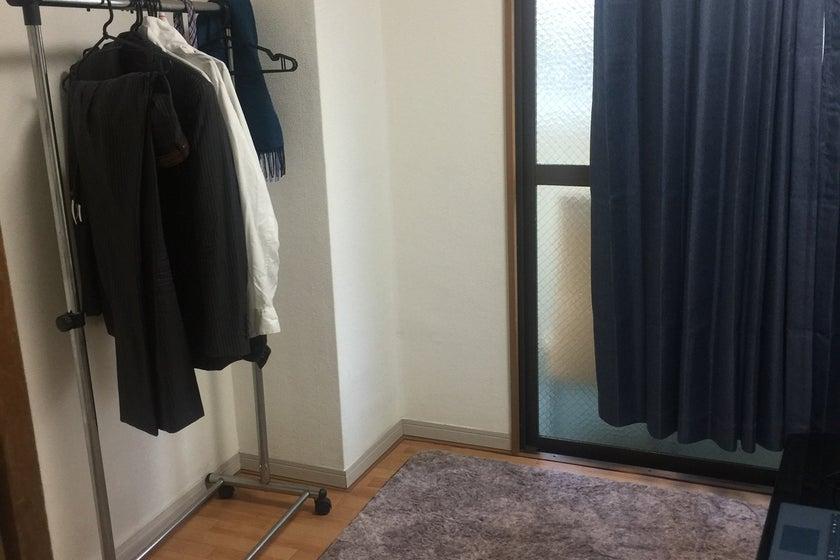 【アメニティ多数!ほとんどの方に満足されリピーター多数の部屋】心斎橋まで2駅の1K!大阪駅にも15分一部屋貸切(最低限設備が揃った、リーズナブルでシンプルな部屋) の写真0