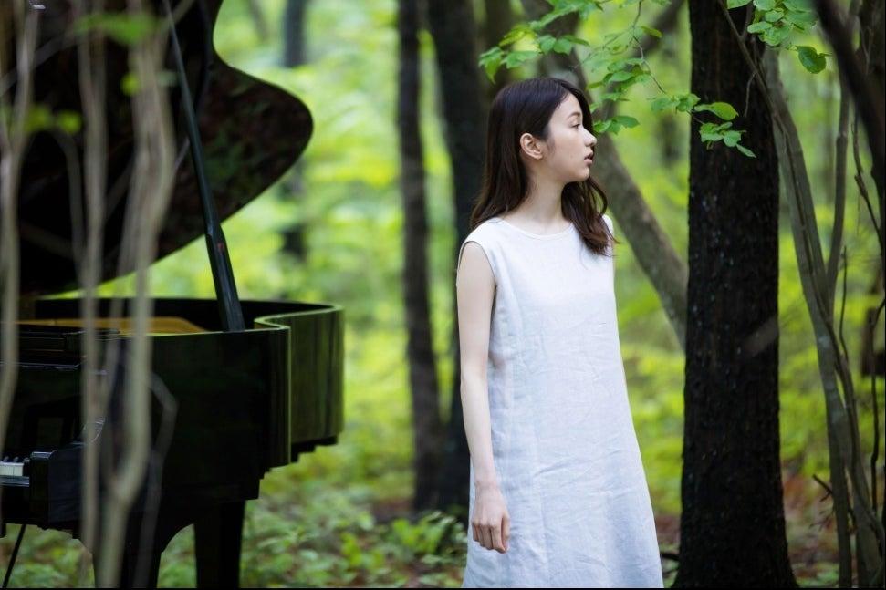 《10月限定最大20%OFF》《都心から送迎可》森とグランドピアノ「88」 の写真