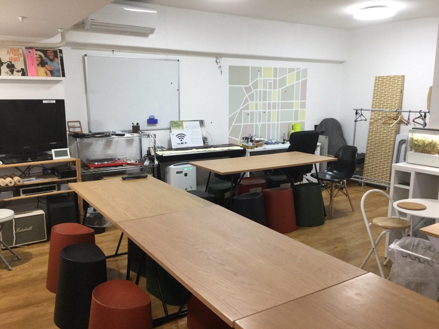 レンタルキッチン心斎橋804【大阪・心斎橋】駅から3分のキッチン付きスペース!