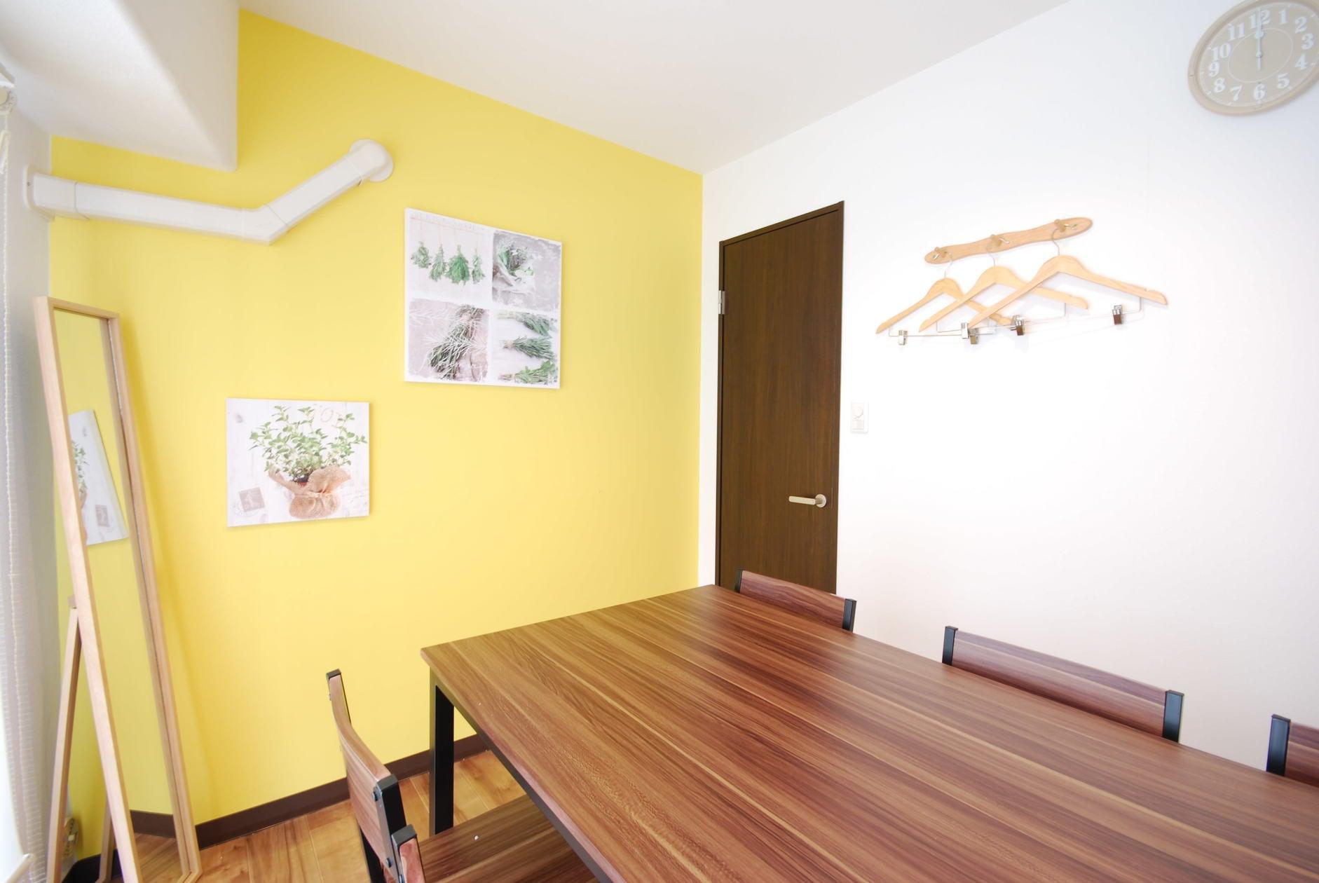 【デルソル Room A】★池袋駅東口徒歩3分★WiFi無料!明るく爽やかなスペース(土足でOK) の写真