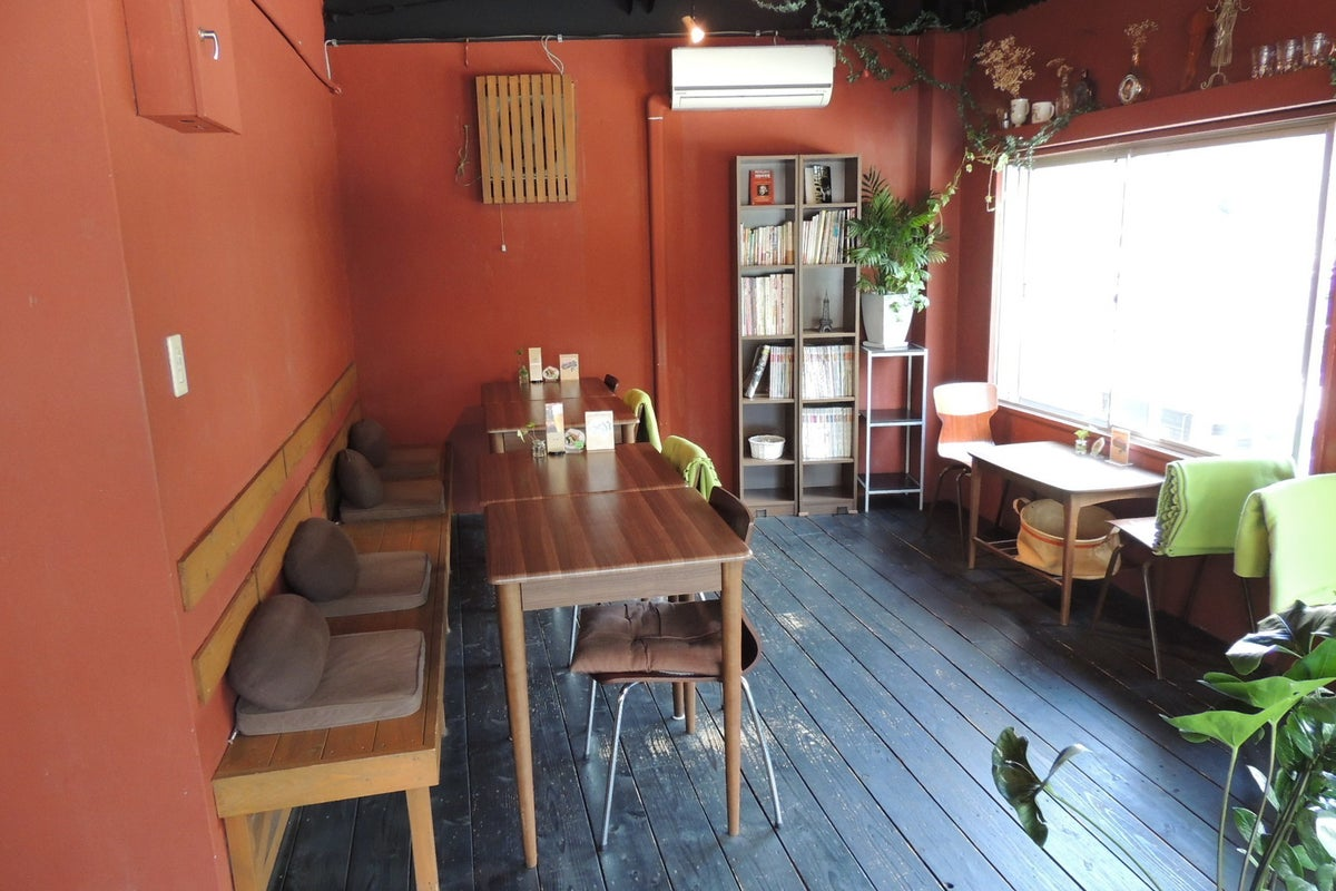 MAY cafe の写真