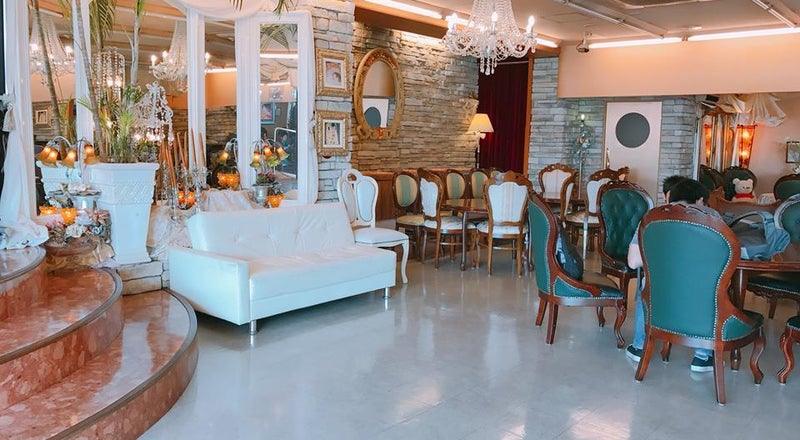STARLIGHT CAFE 1階