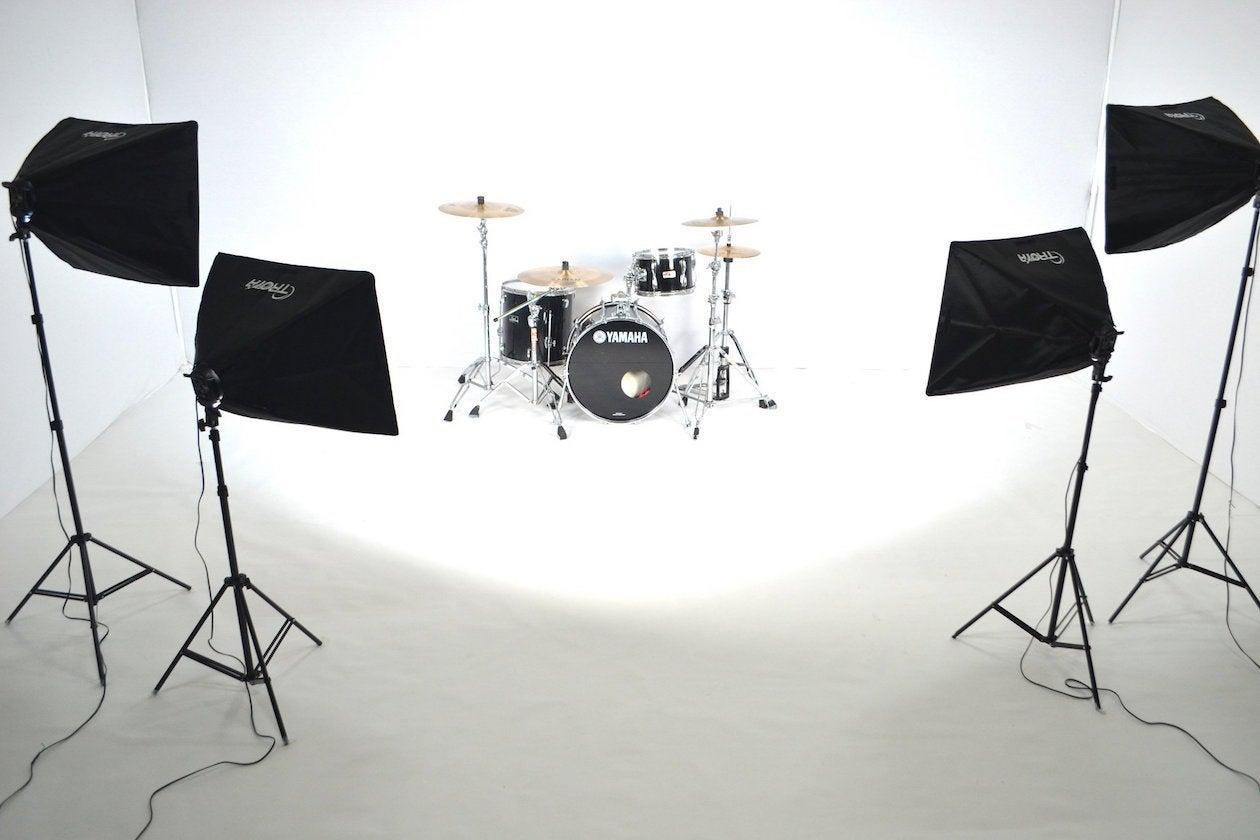UNION -Sound Studio- 撮影仕様 -白背景-(UNION -Sound Studio-) の写真0