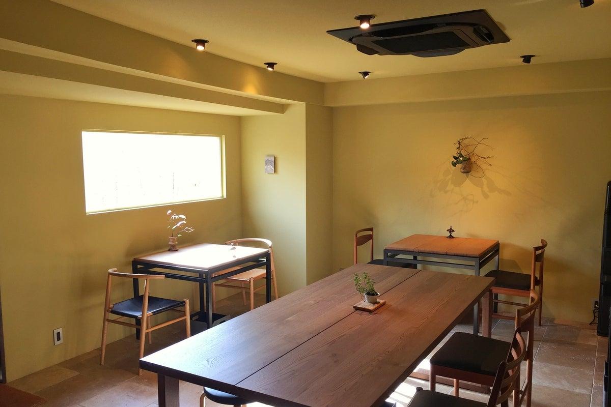 Cafe&Gallery隠on1F cafe の写真