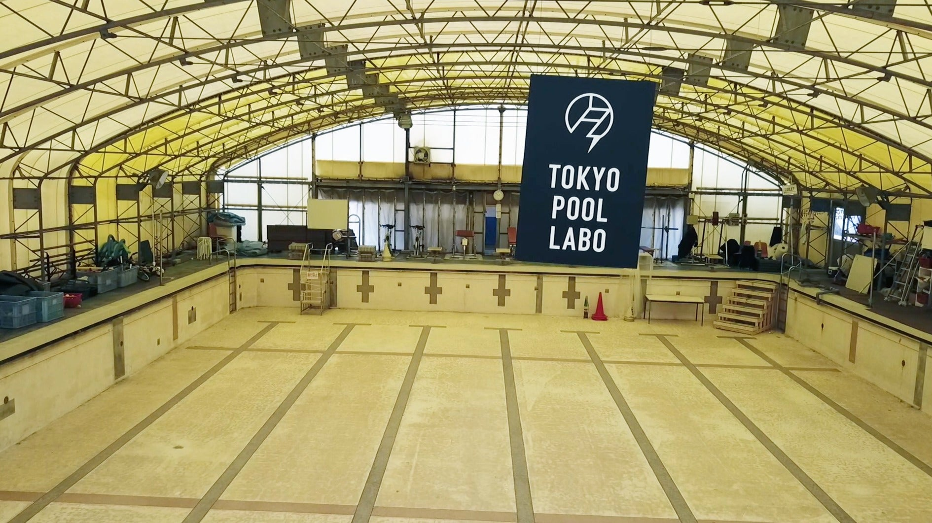 足立室内ドローン練習場@TPL(足立室内ドローン練習場@TPL) の写真0