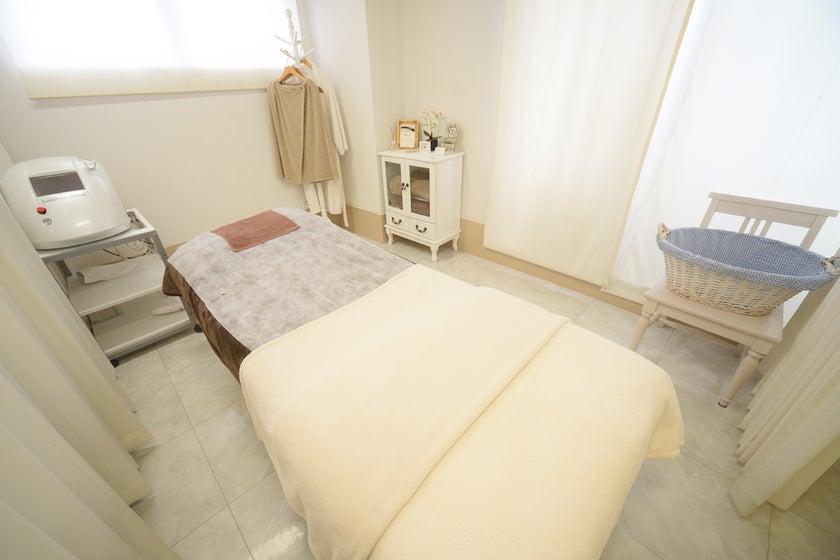 広くてキレイな施術室です。(東京都町田市「エステティックサロン」1部屋) の写真0