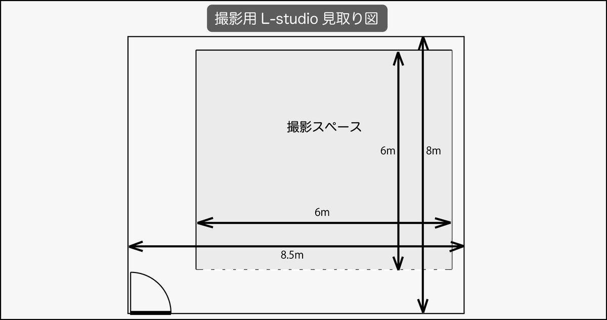 UNION -Sound Studio- 撮影仕様 -白背景- の写真
