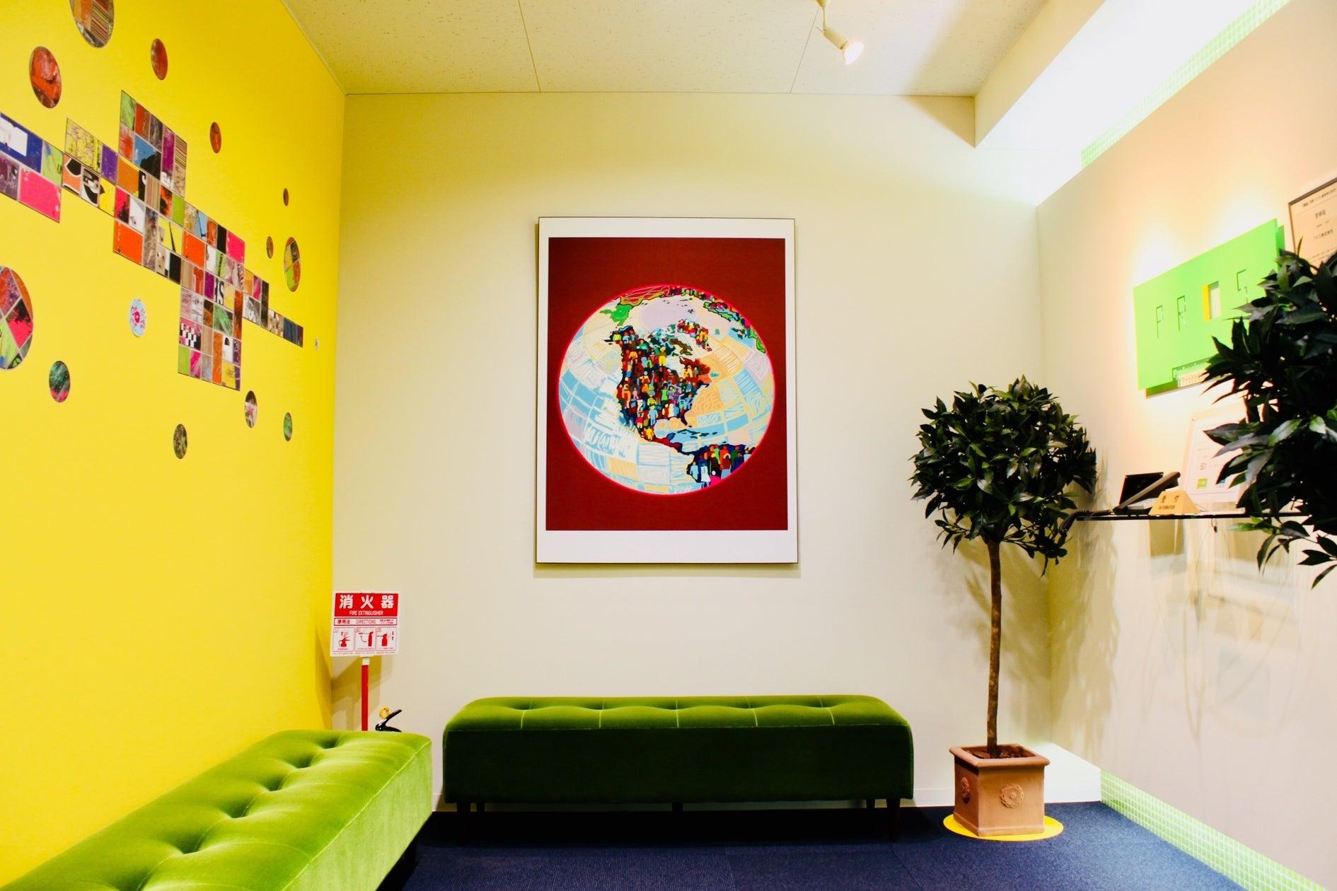 【大和駅徒歩5分】<会議室A>少人数の会議に最適♪Wifi・有線LAN・ホワイトボード利用可! の写真