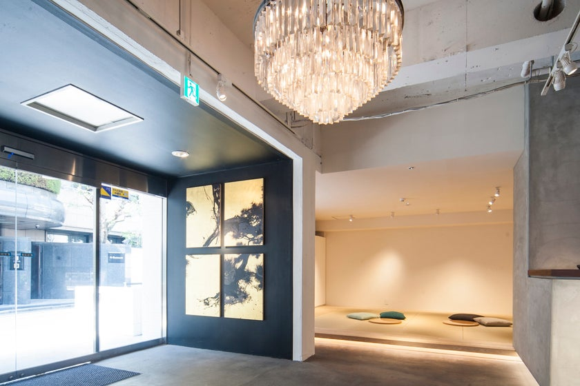 【上野・根津】HOTEL GRAPHY NEZU  和洋折衷、畳の匂いを感じよう の写真