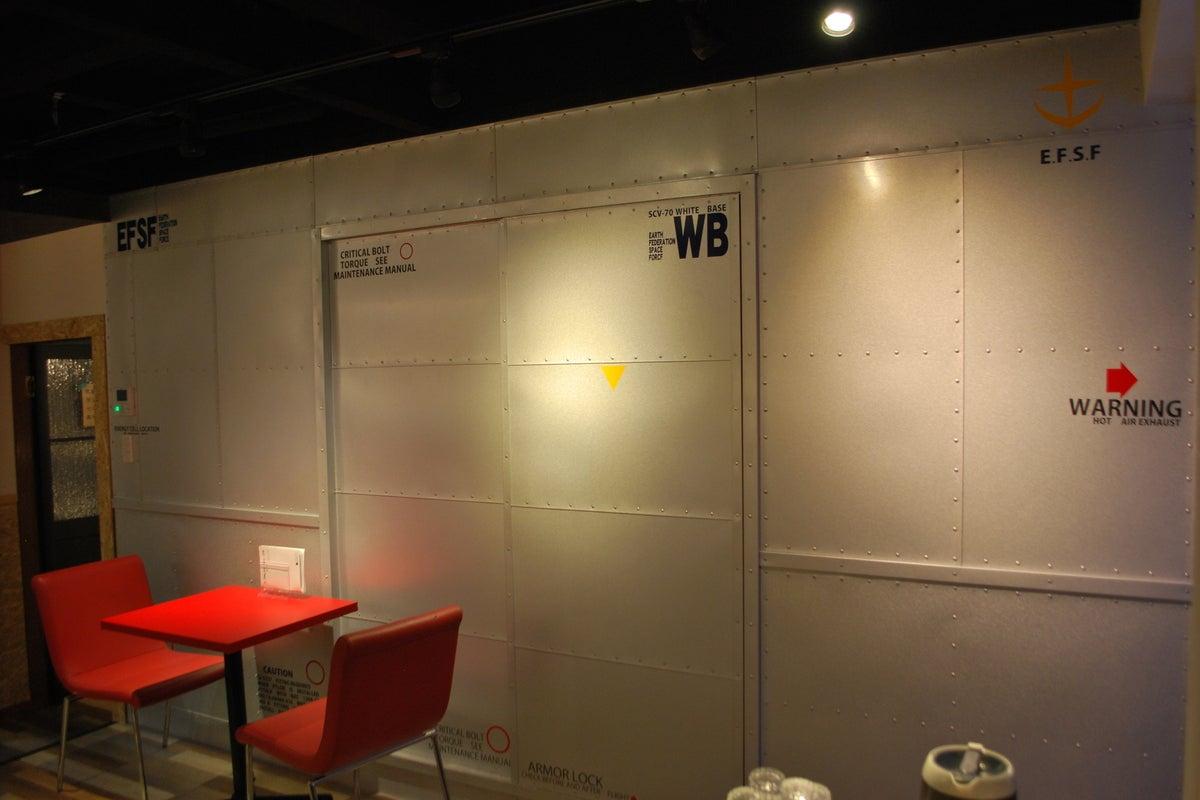 県庁近くのリノベーションカフェ の写真