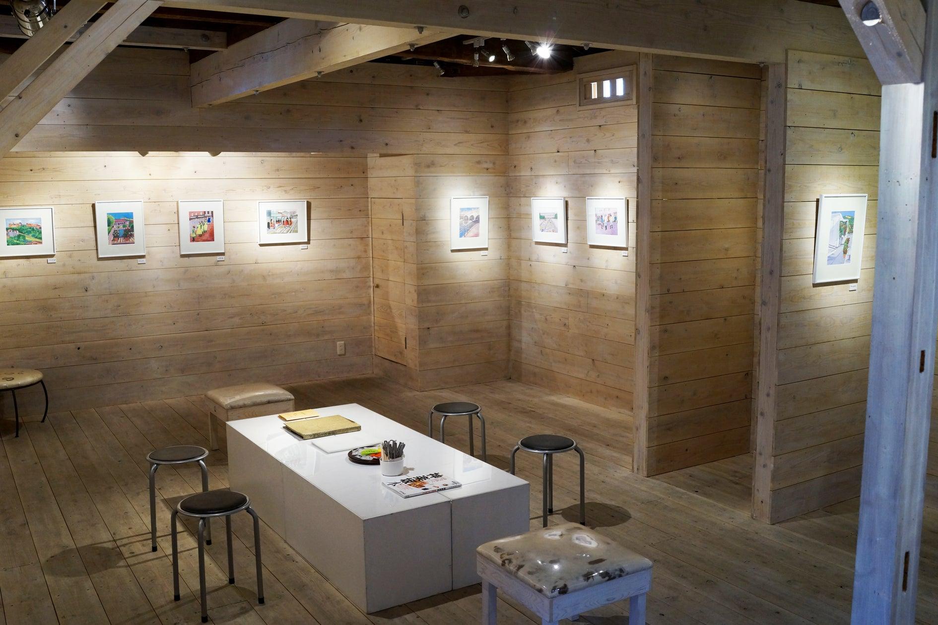 神楽坂の住宅街にある木のぬくもり溢れるスペースです! 展覧会・ワークショップ、会議等にご使用いただけます。(スペースAOM) の写真0