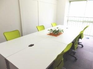 【五反田・大崎広小路駅より5分】4〜10名会議室。格安
