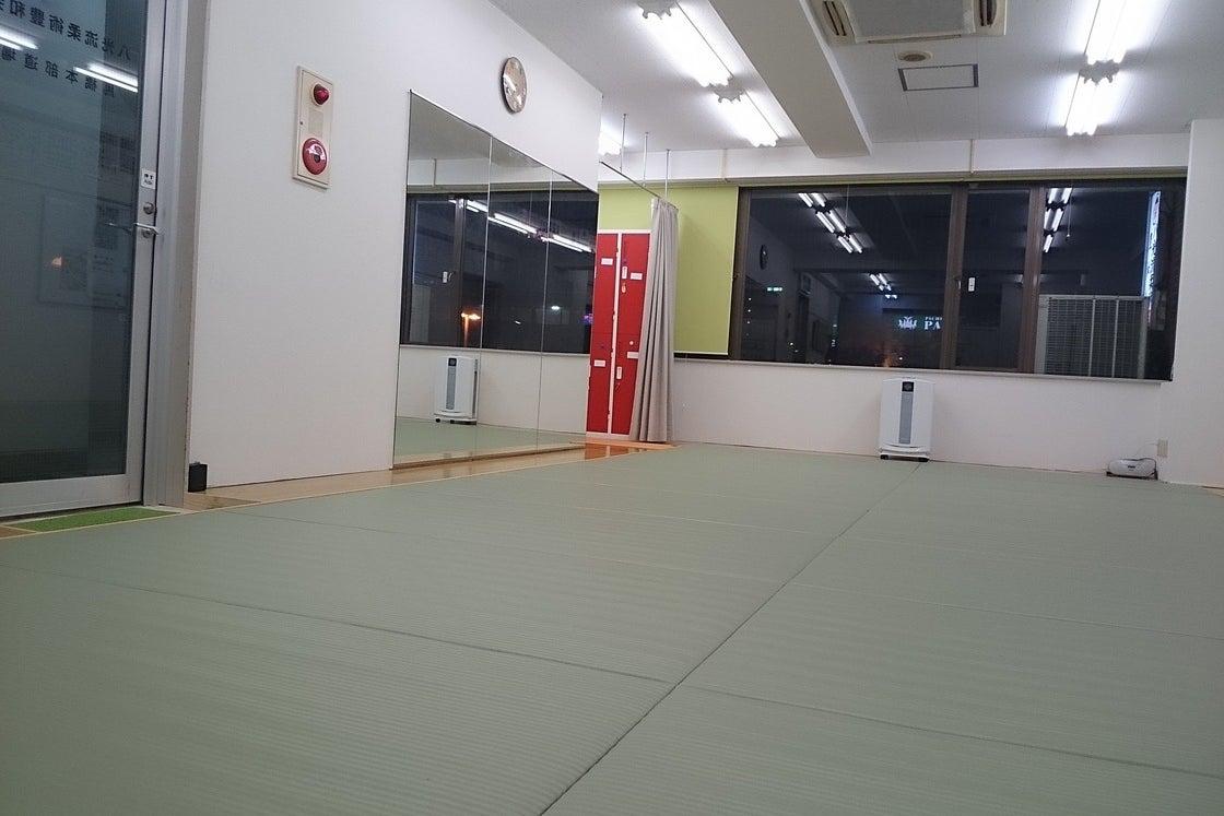 畳だからどんな運動にも安全・快適。合気道、ヨガ、太極拳、ボディワーク他 の写真