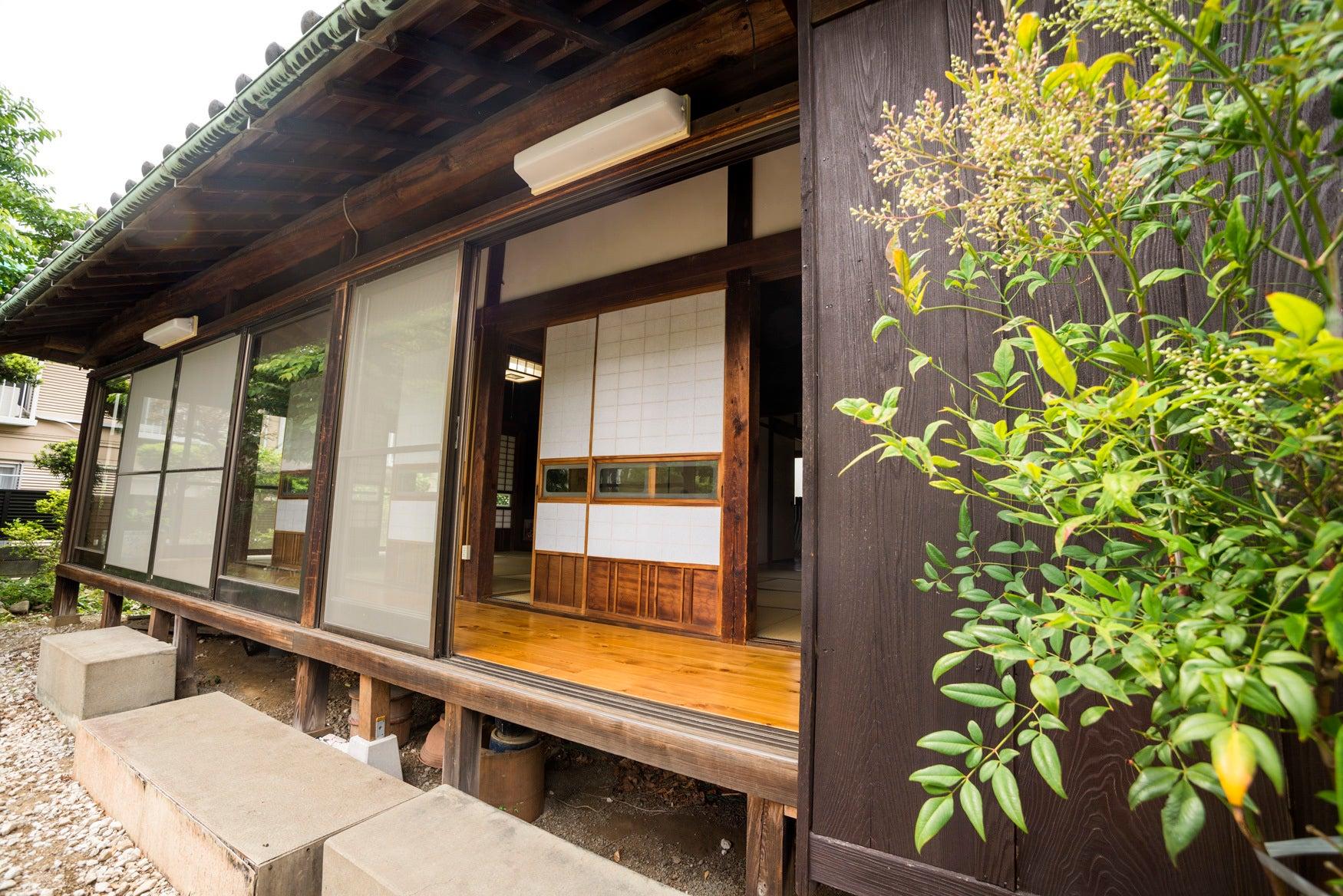 古民家冨田邸、都内で珍しい由緒ある古い建物です。 のサムネイル