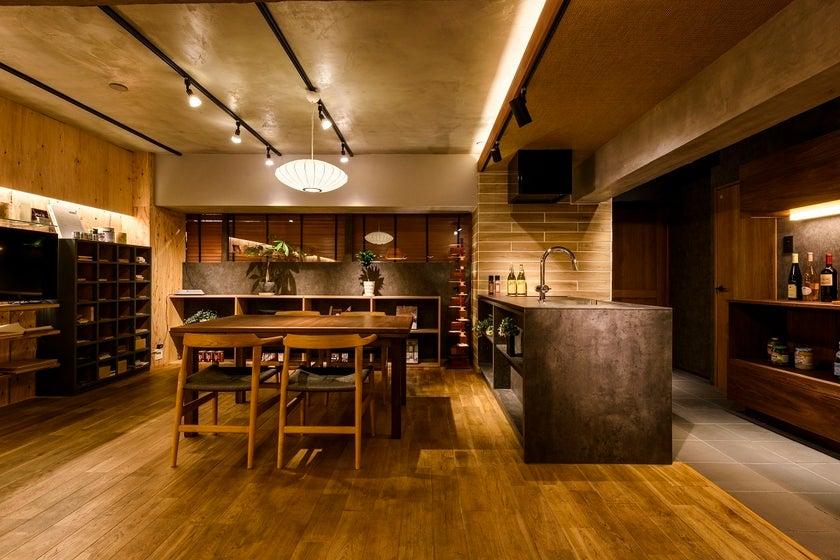福岡・大濠公園駅徒歩3分 ヴィンテージビルをリノベーションしたラグジャアリー空間【リノベエステイト】(リノベエステイト キッチンスタジオ(Renovestate Kitchen Studio)) の写真0