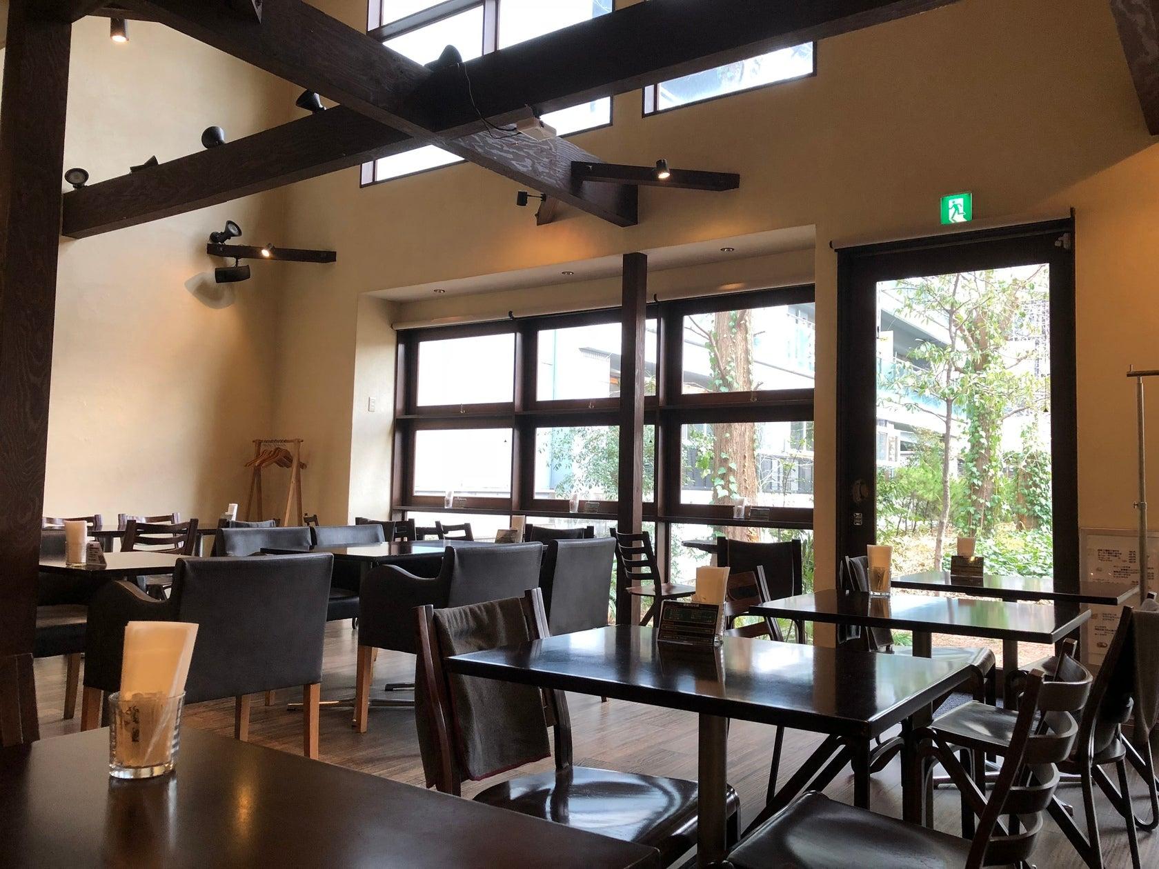 《本町駅、肥後橋駅 徒歩7分》うつぼ公園に隣接  都会に居ながらリゾート地気分‼︎(ATRIO CAFE) の写真0