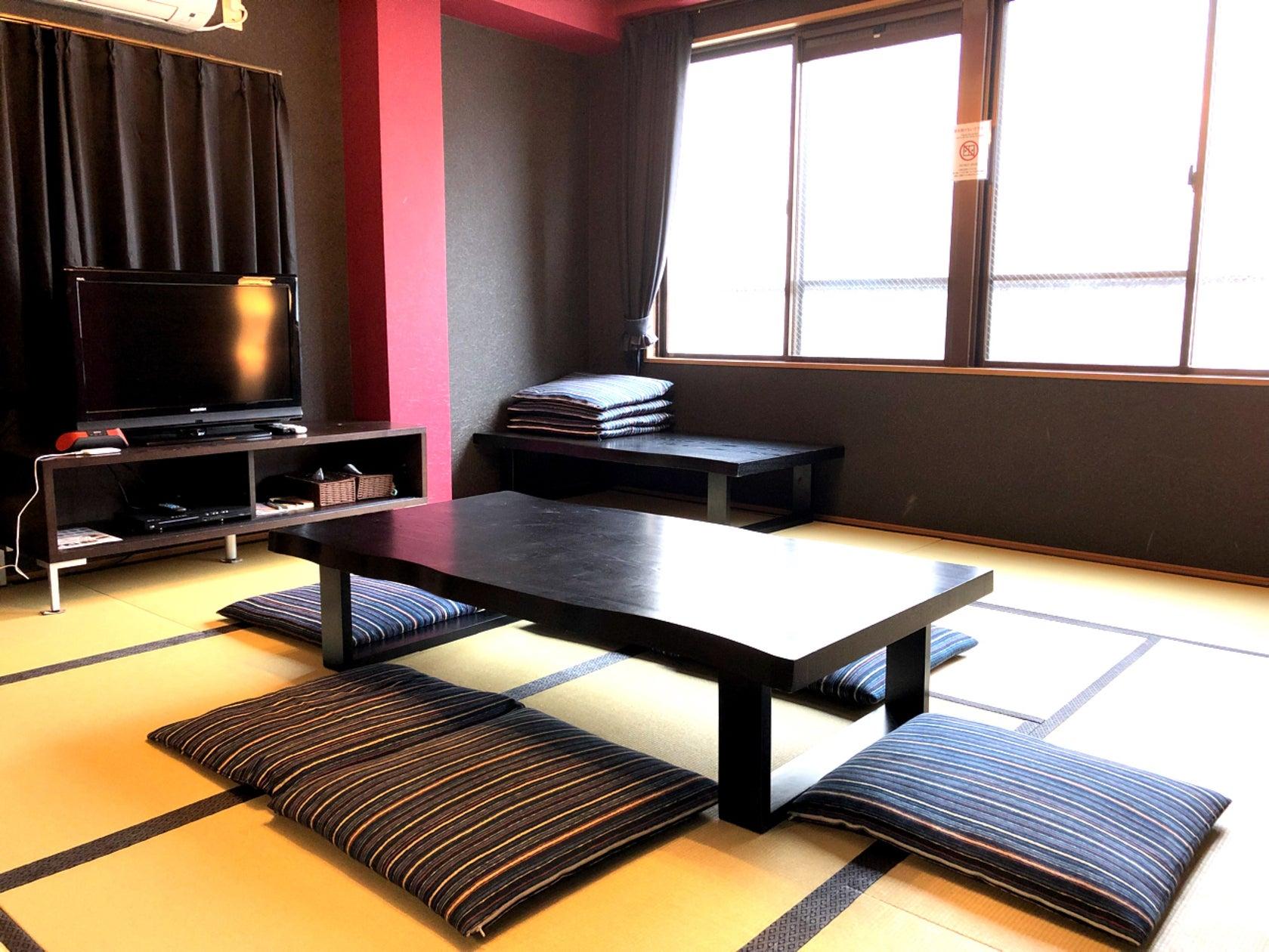 3F和室アットホームな雰囲気でほっこりおくつろぎください。