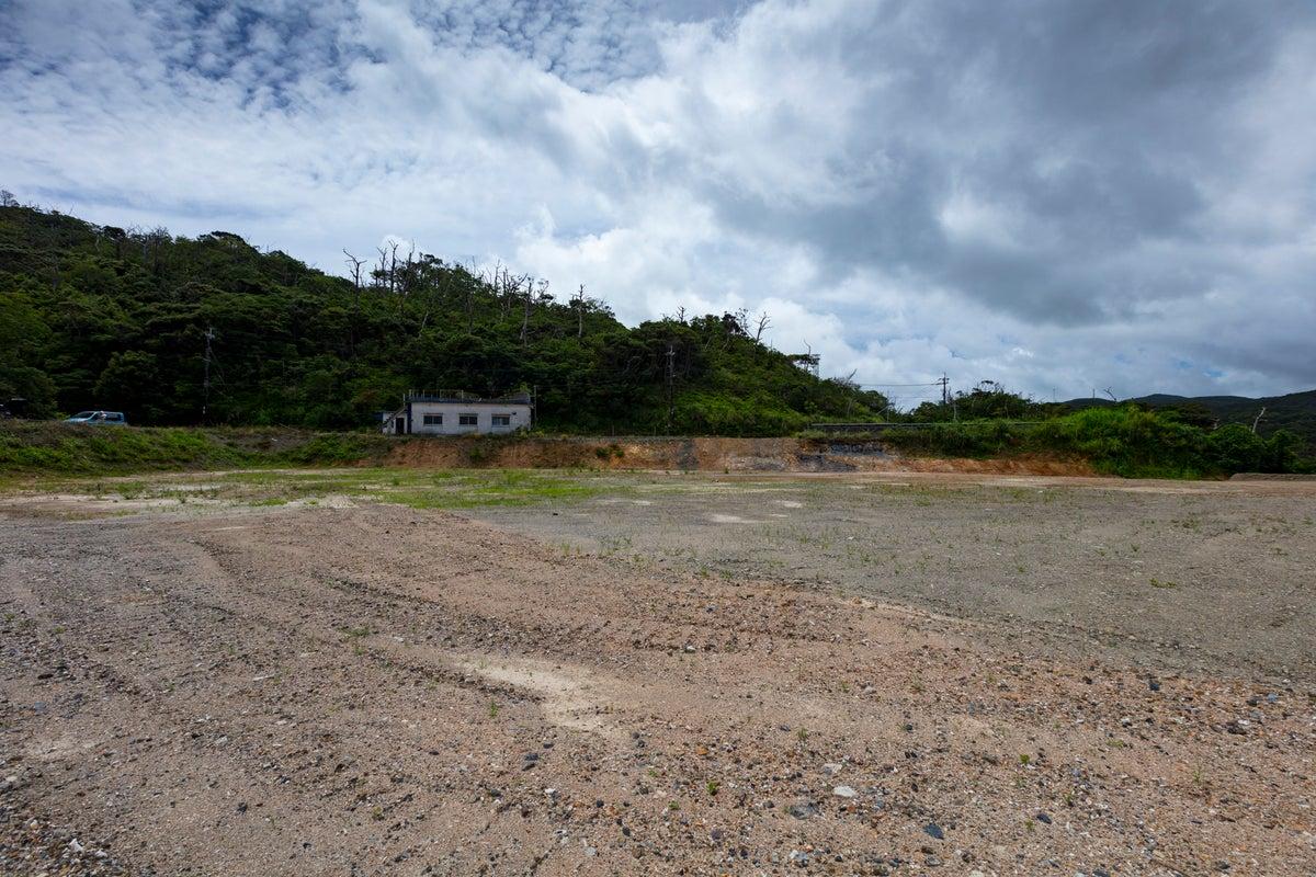 【奄美☆海と山に囲まれたフリースペース☆】約1400㎡景色よし!キャンプ、イベントなどにいかがですか の写真