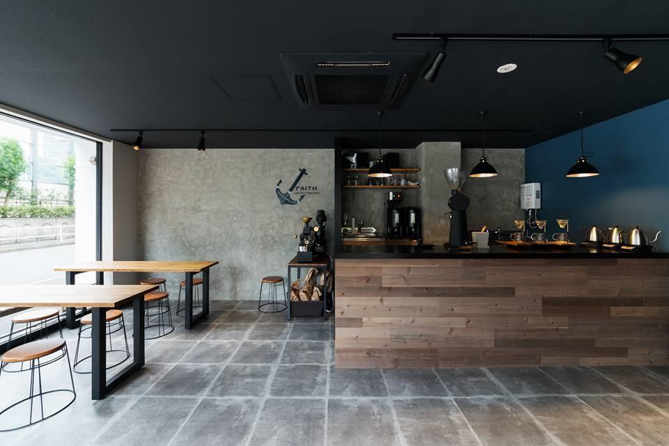 取材、撮影会に最適/FAITH COFFEE COMPANY
