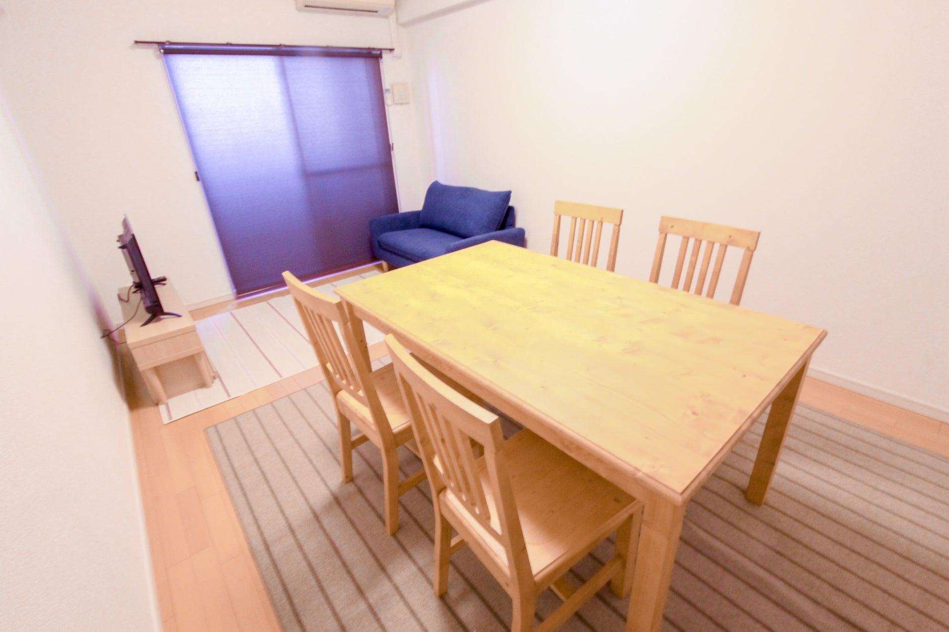 ザ・ブセナ稲荷新道 京都【地下鉄 十条 徒歩8分】住みたくなるほど綺麗な部屋でパーティや撮影に!シャワーも使えます! の写真