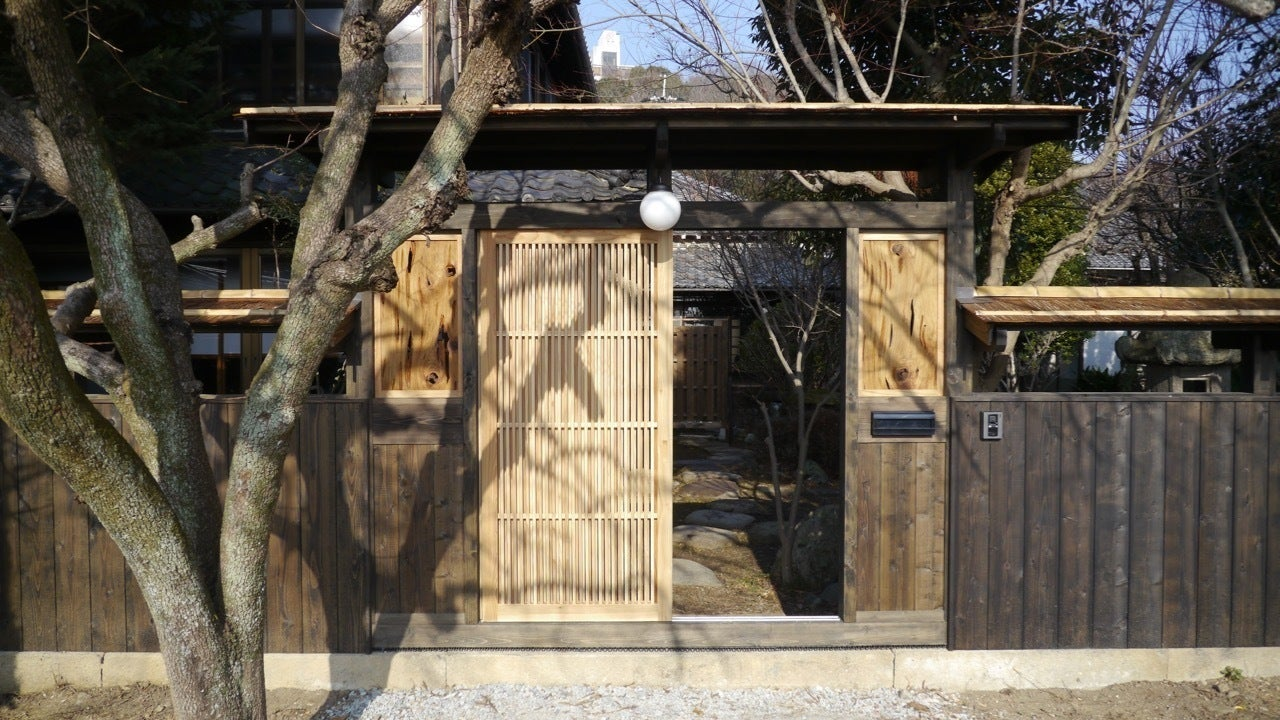 播州の小京都 城下町の町屋一戸建てでゆっくりとした時間を過ごせます。