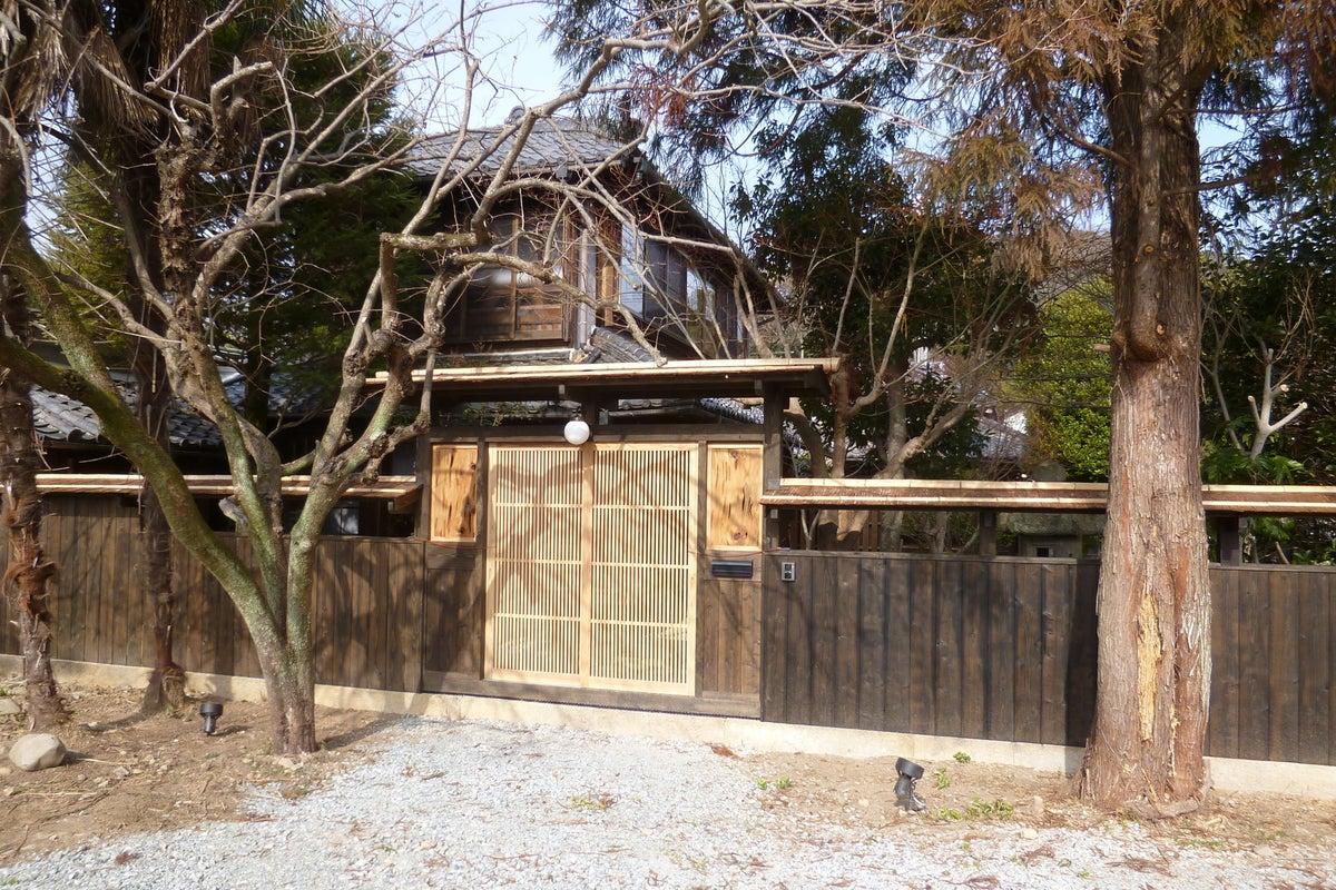 播州の小京都 城下町の町屋一戸建てでゆっくりとした時間を過ごせます。 の写真