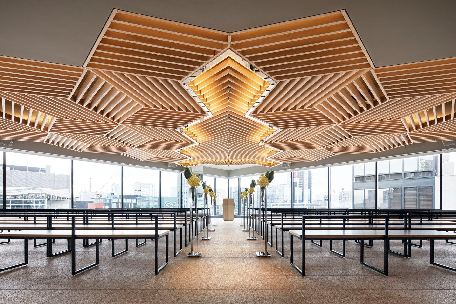 【銀座】多目的ホール(GINZA SIX最上階)高級感あふれる会場は、ブランドの発表会やイベント利用にも。(【銀座】THE GRAND GINZA (GINZA SIX最上階)) の写真0