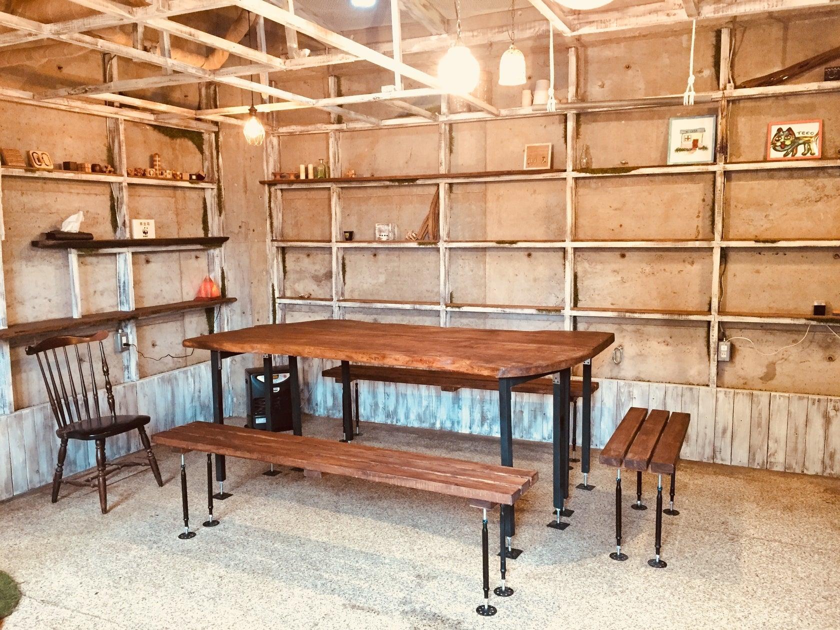 ポップアップショップやワークショップの開催、作品の展示、DIY作業のスペースなど、自由にお使いいただけます。