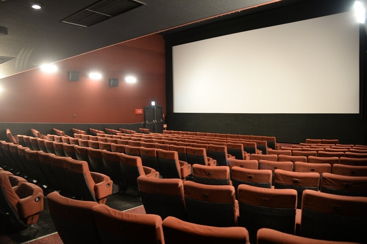 【札幌 190席】映画館で、イベント、会社説明会、株主総会などの企画はいかがですか?