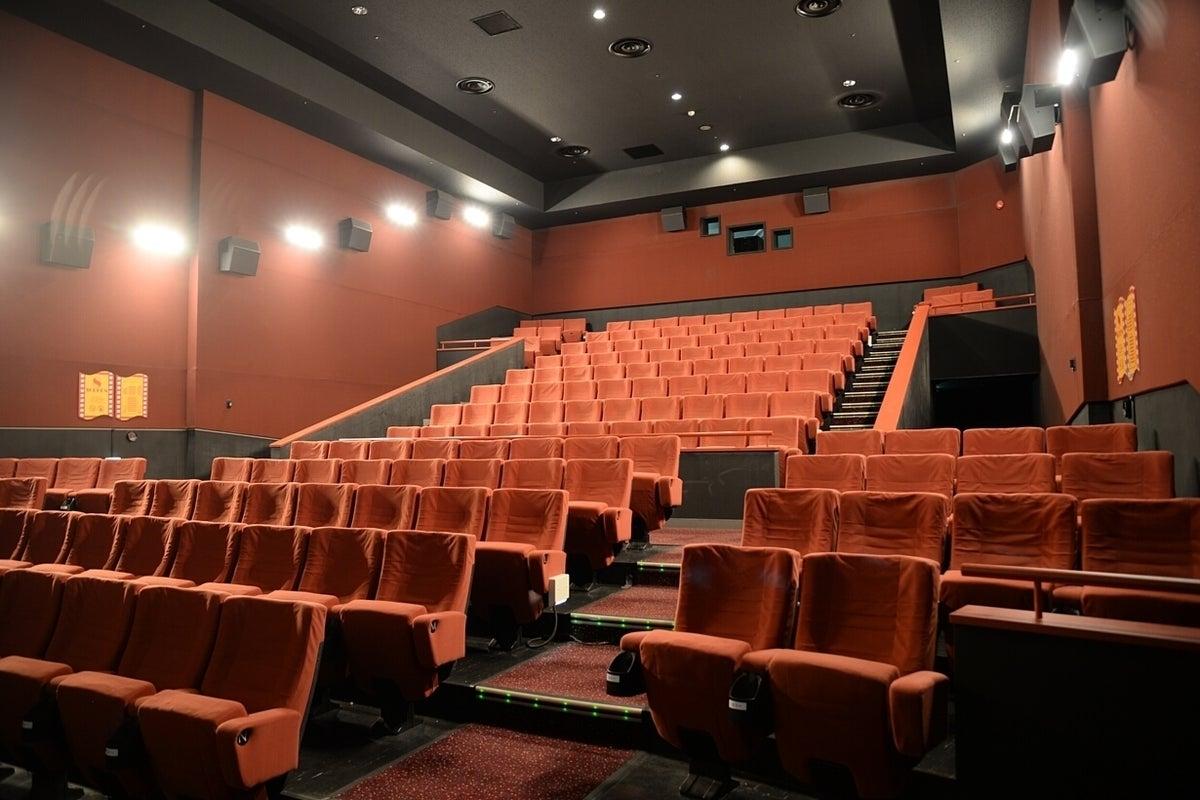 【札幌 151席】映画館で、イベント、会社説明会、株主総会などの企画はいかがですか? の写真