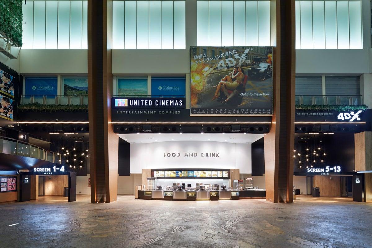 【お台場 220席】映画館で、イベント・会社説明会・株主総会・講演会の企画はいかがですか? の写真