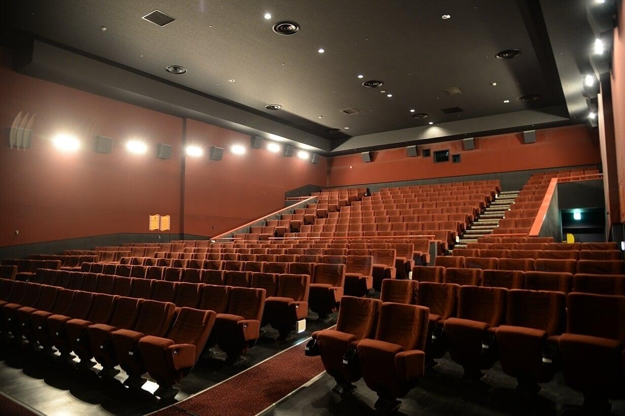 【札幌 316席】映画館で、イベント、会社説明会、株主総会などの企画はいかがですか? の写真