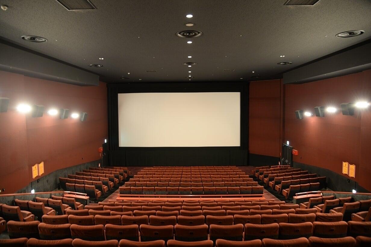 【札幌 316席】映画館で、イベント、会社説明会、株主総会などの企画はいかがですか?