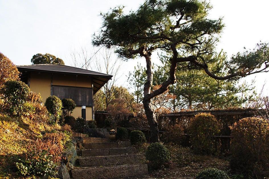 【京都・宇治】築50年の庭・お茶室付き由緒正しき和風建築(広岡谷山荘) の写真0