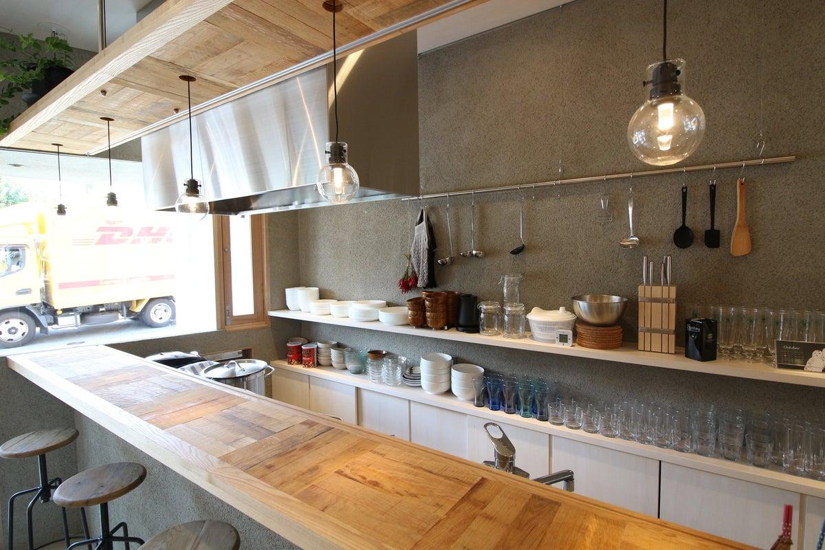 キッチン付きレンタルスペース プライベートパーティー・ギャラリー・お料理教室に MFS room の写真